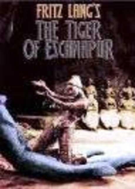 La tigre di Eschnapur