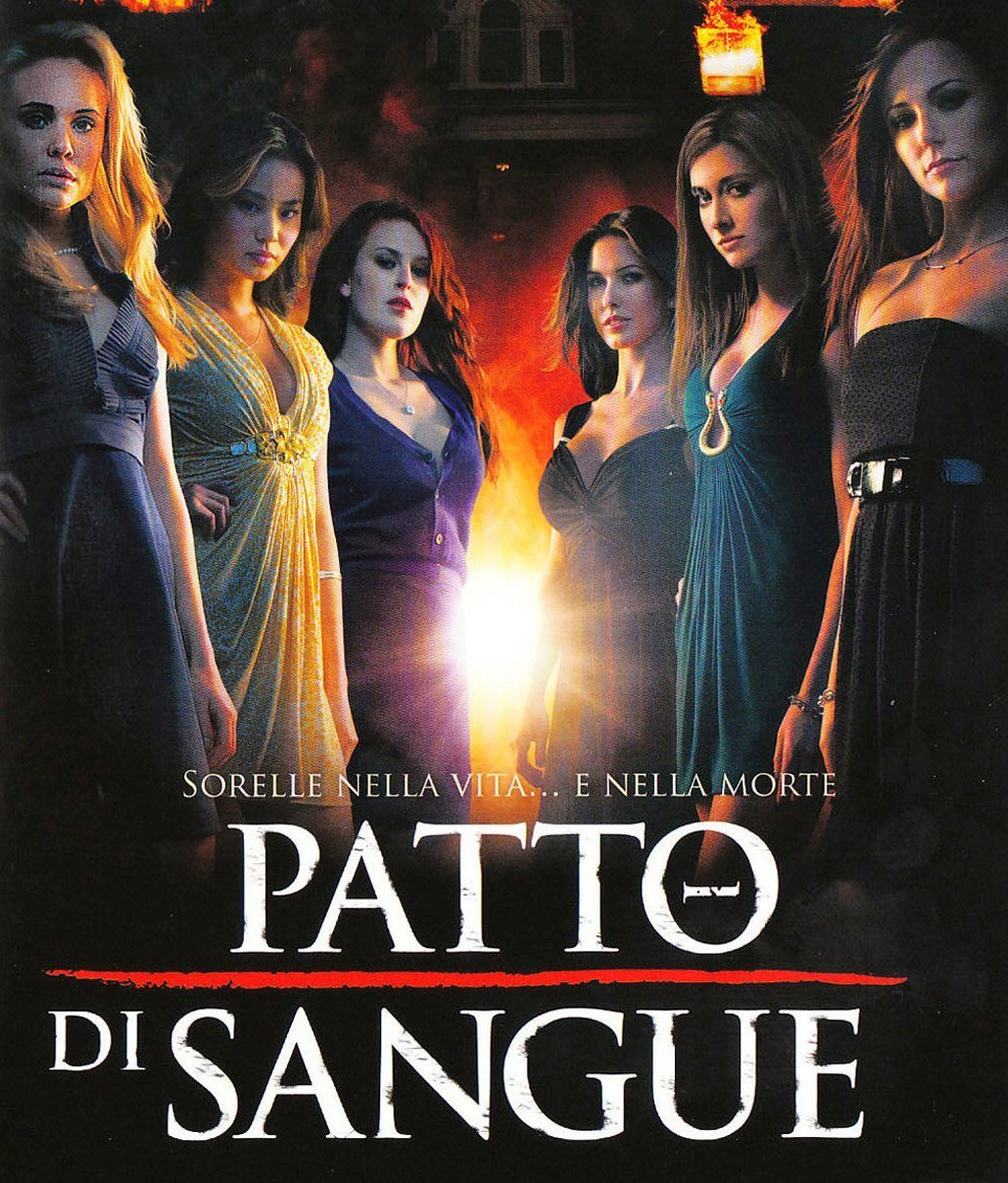 Video E Trailer Di Patto Di Sangue Screenweek