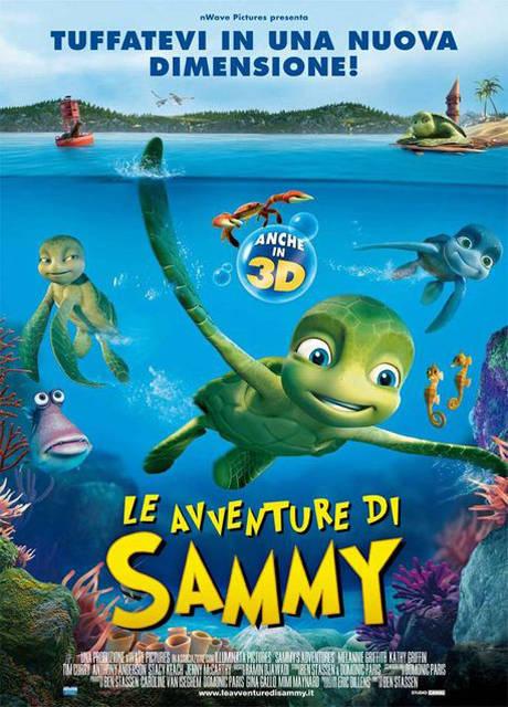 Le avventure di Sammy: Il passaggio segreto