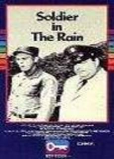 Soldato sotto la pioggia