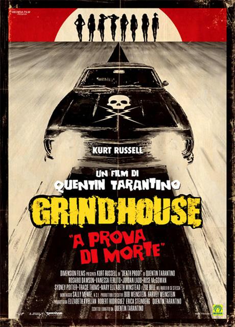 Grindhouse - A prova di morte