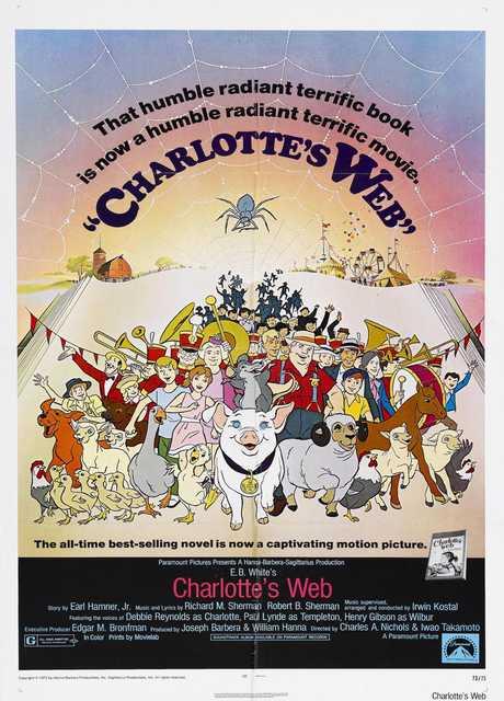 La meravigliosa stupenda storia di Carlotta e del porcellino Wilbur