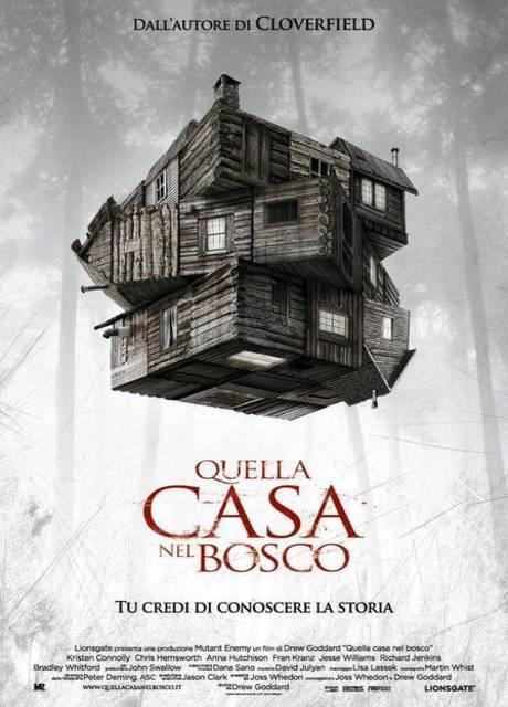Quella casa nel bosco trama e cast screenweek for Una casa nel cuore trama