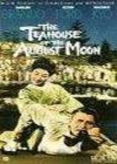 La casa da tè alla luna d'agosto