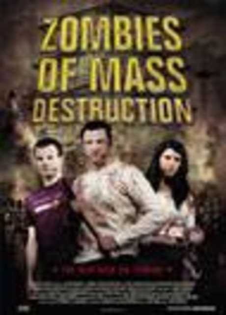 ZMDs: Zombies of Mass Destruction