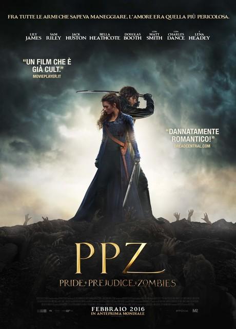 PPZ - Pride + Prejudice + Zombies