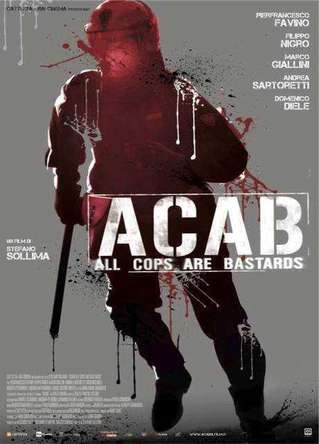 ACAB. All Cops Are Bastards