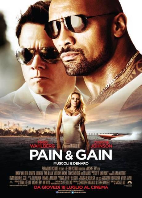 Pain & Gain - Muscoli e Denaro