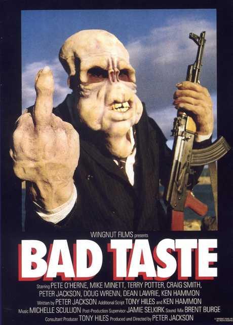Bad Taste - Fuori di testa