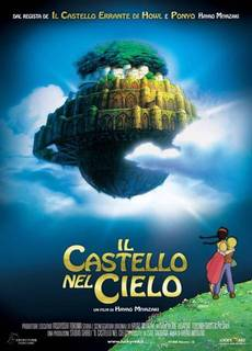 Il castello nel cielo - Laputa
