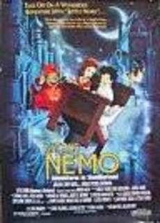 Piccolo Nemo avventure nel mondo dei sogni