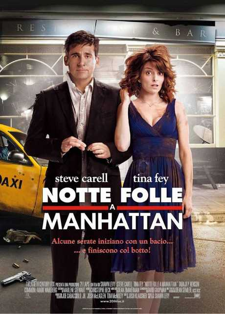 Notte folle a Manhattan