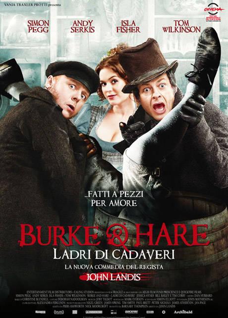 Ladri di cadaveri - Burke & Hare