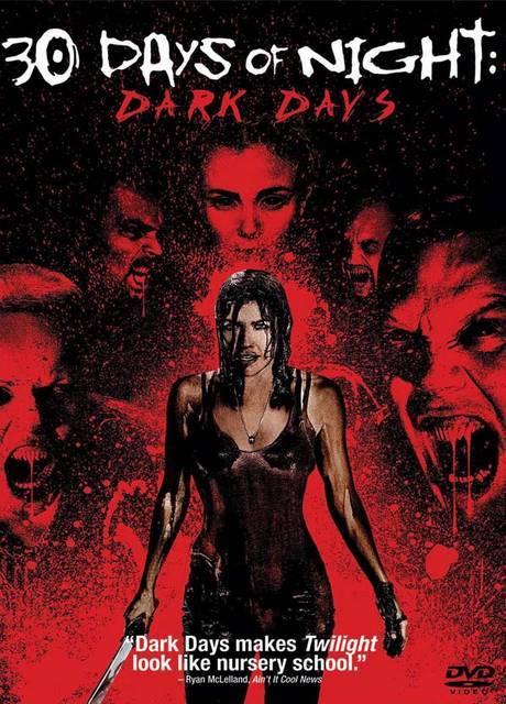 30 days of night dark days trama e cast screenweek