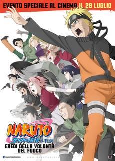 Naruto Shippuden: Eredi della volontà del fuoco