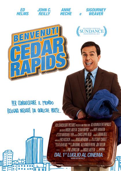Benvenuti a Cedar Rapids