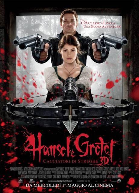 Hansel & Gretel: Cacciatori di Streghe