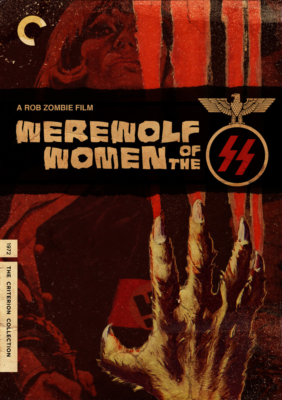 Werewolf Women of the SS