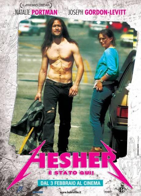 Hesher è stato qui!