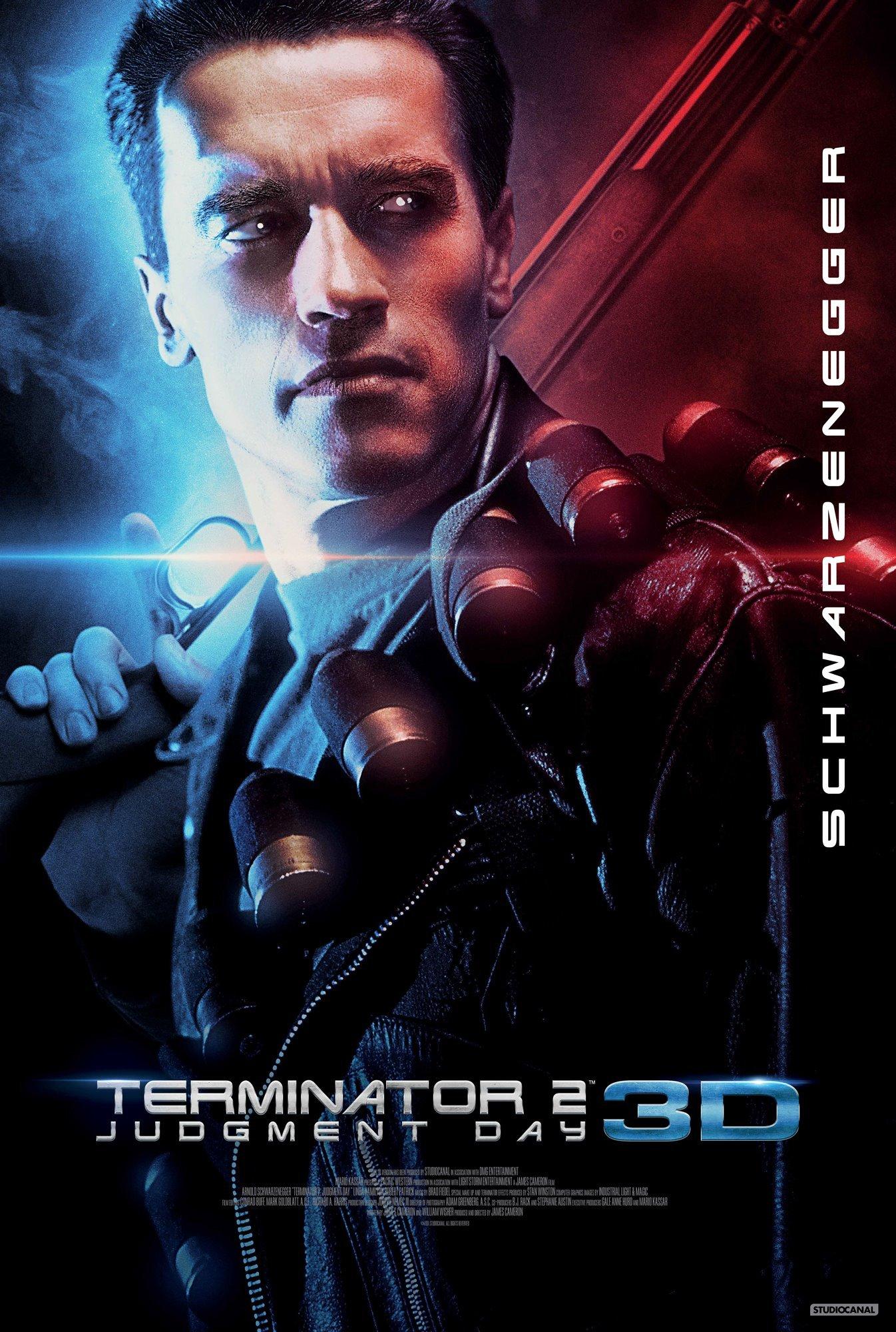 Terminator 2 - Il giorno del giudizio 3D