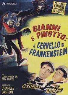 Il cervello di Frankenstein