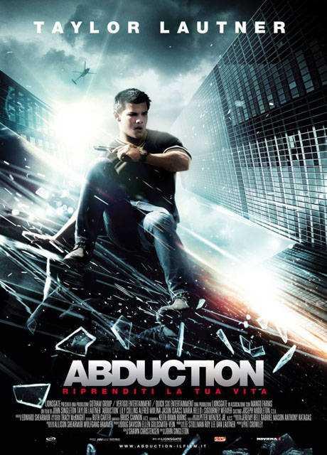 Abduction – Riprenditi la tua vita