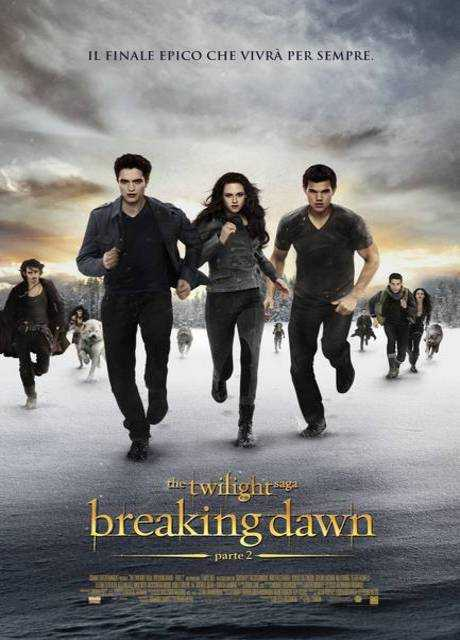 The Twilight Saga: Breaking Dawn Parte II