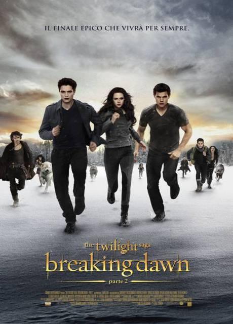 The Twilight Saga: Breaking Dawn Parte II