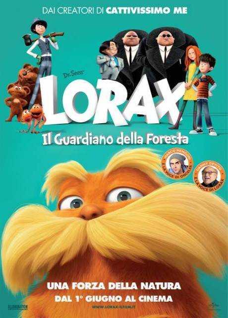 Lorax - Il guardiano della foresta