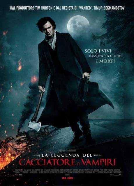 La leggenda del cacciatore di vampiri in 3D