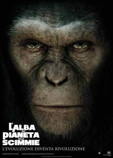 L'Alba del Pianeta delle Scimmie