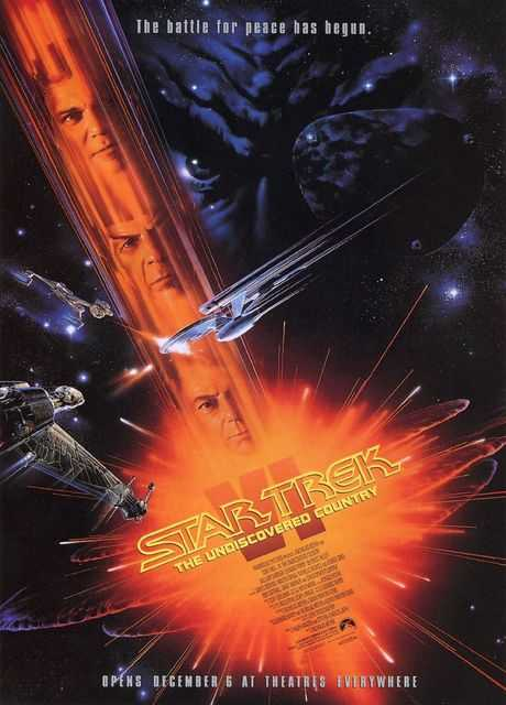 Star Trek VI: rotta verso l'ignoto