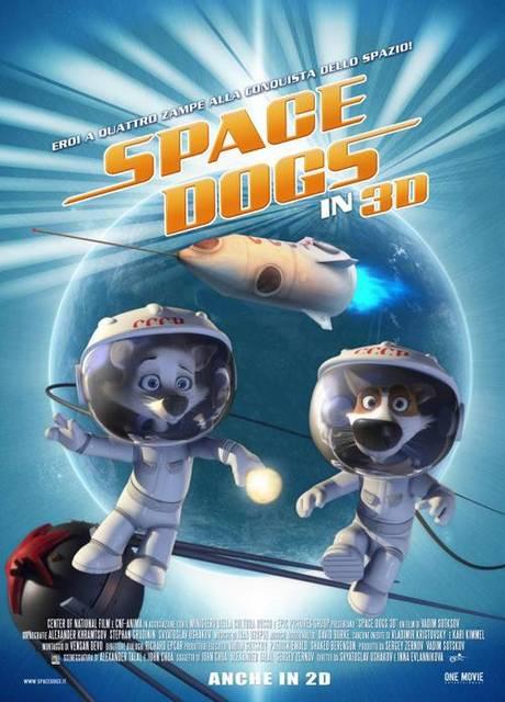 Spacedogs - Eroi a quattro zampe alla conquista dello spazio