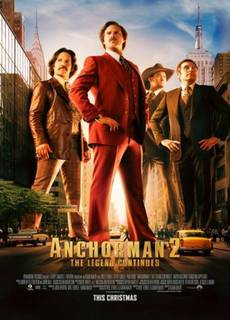 Fotti la Notizia (Anchorman: The Legend Continues)