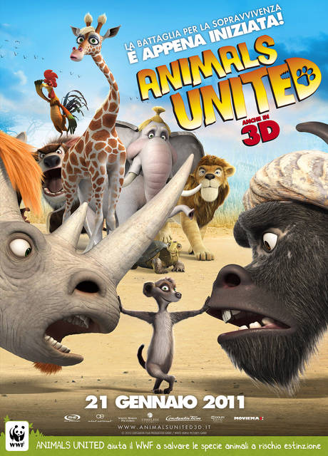 Animals United 3D