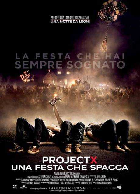 Project X – Una festa che spacca