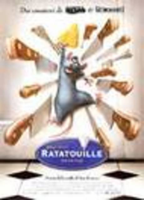 Ratatouille 3D