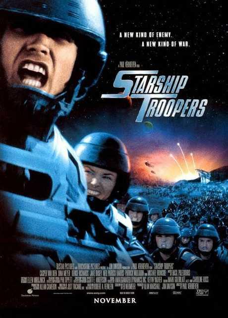 Starship Troopers-fanteria dello spazio