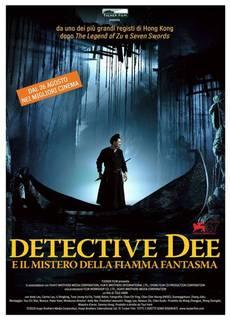 Detective Dee e il mistero della fiamma fantasma