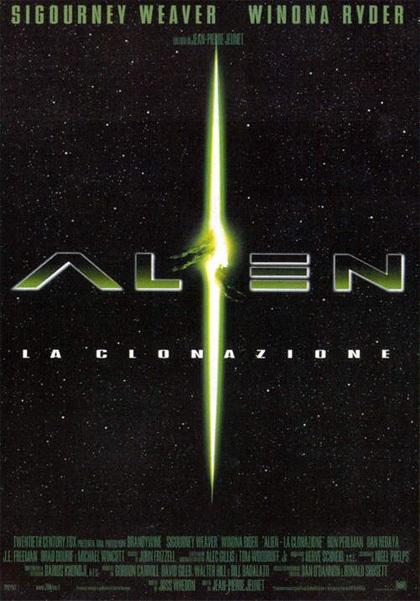 Alien: La clonazione