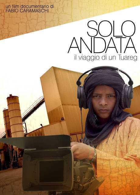 Solo andata - Il viaggio di un Tuareg