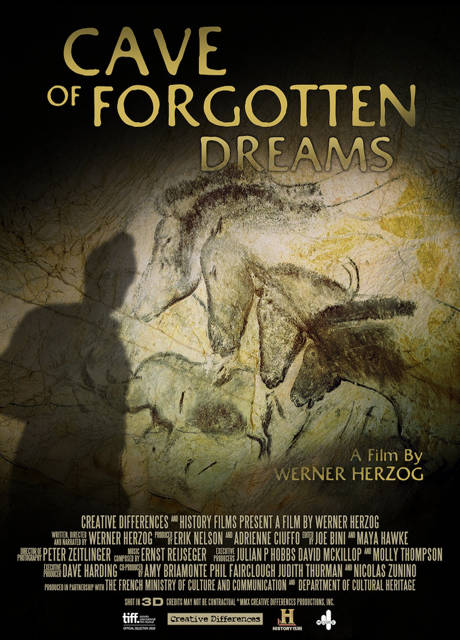 Caves of Forgotten Dreams