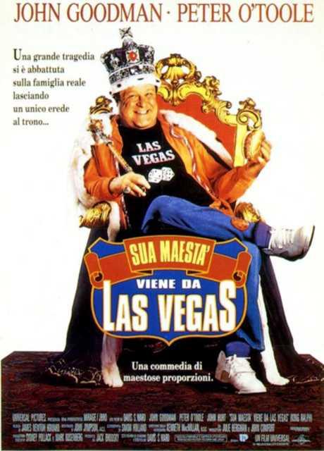 Sua maestà viene da Las Vegas