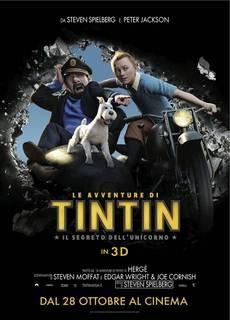 Le Avventure di Tintin: Il Segreto dell'Unicorno