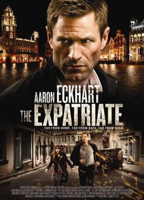 The Expatriate - In fuga dal nemico