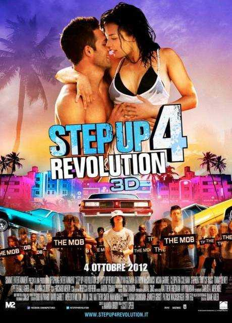 Step Up 4 Revolution 3D