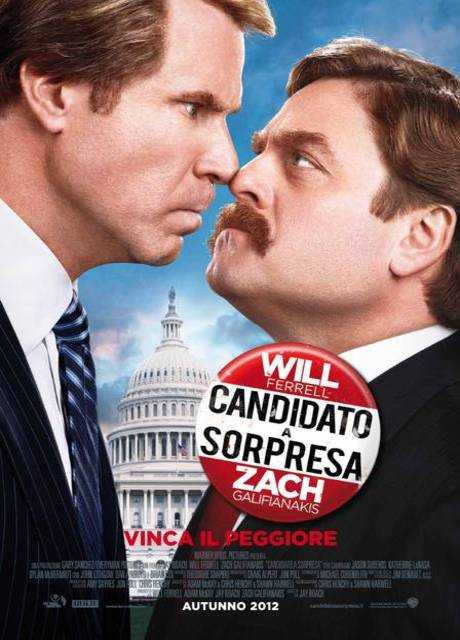 Candidato a sorpresa -The Campaign