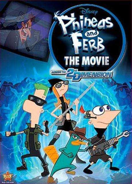 Phineas e Ferb - Nella seconda dimensione