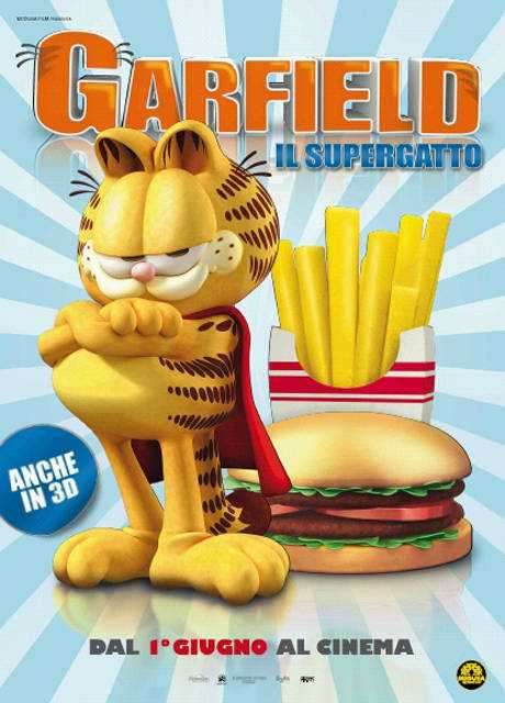 Garfield - Il supergatto