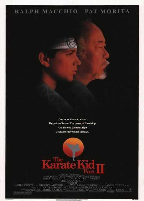 Karate Kid II - La storia continua